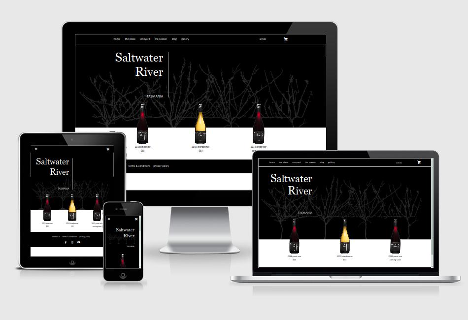 Saltwater River Wines